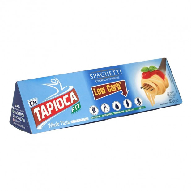 Di Tapioca Fit Macarrão Spaghetii Low...