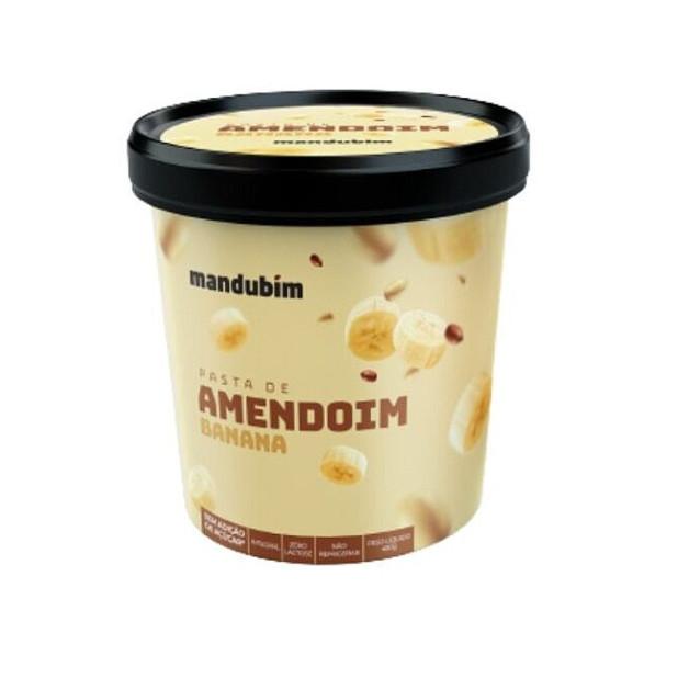 Pasta De Amendoim Integral Sabor...