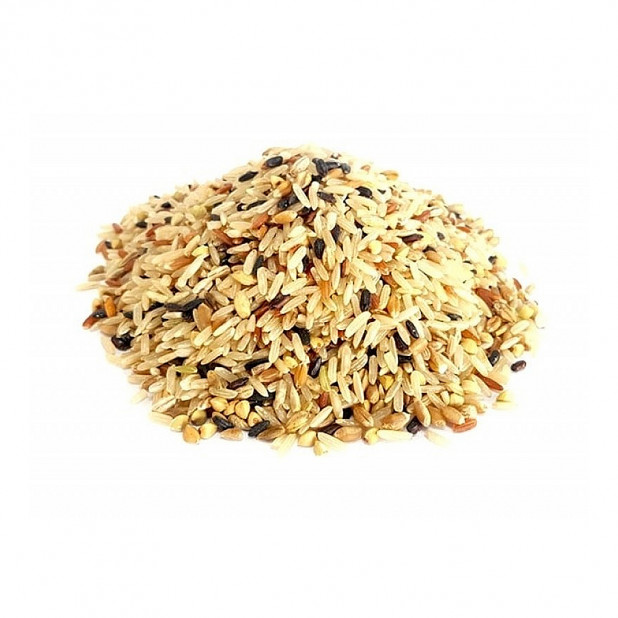 Arroz 7 Cereais Granel - Ponto Natural