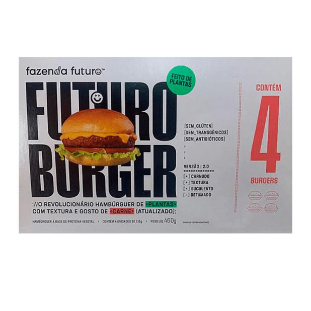 Hambúrguer Proteína Vegetal 4 und....
