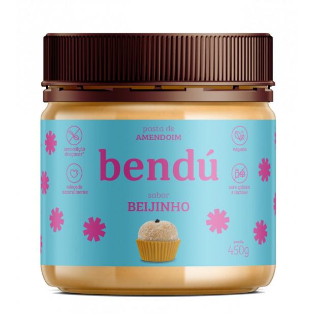Pasta De Amendoim Sabor Beijinho -...
