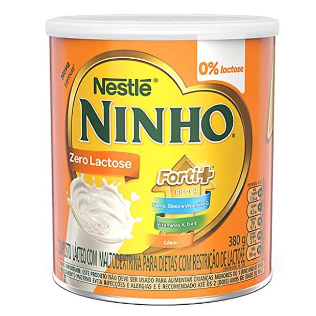 Leite Ninho Instantâneo Zero Lactose...