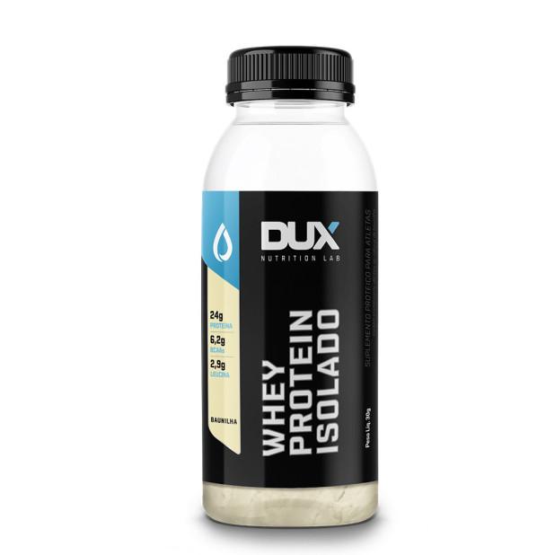 Whey Protein Isolado Sabor Coco - Dux...