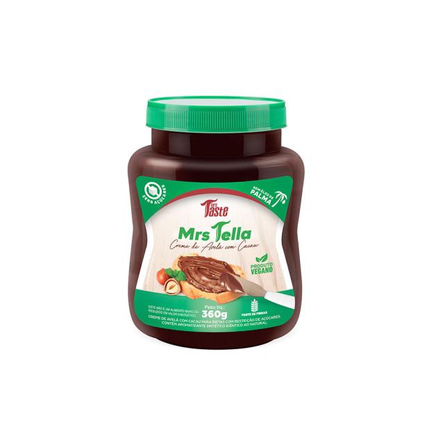 Mrs Tella Creme de Avelã Vegano – Mrs...