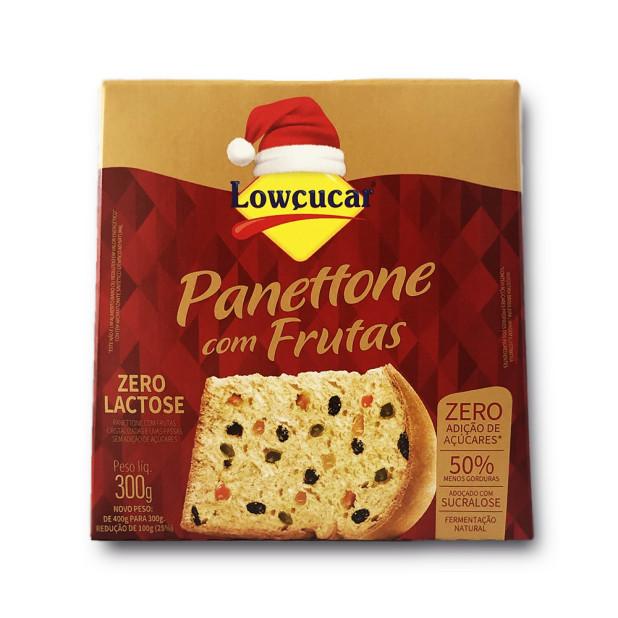 Panettone Com Frutas Zero Açúcar Zero...